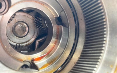The 5 Most Common Industrial Gearbox Faults